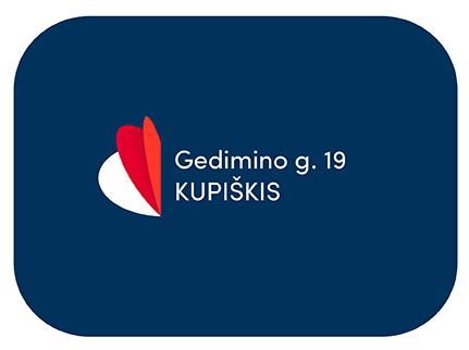Gedimino g. 19 LT-40114 Kupiškis